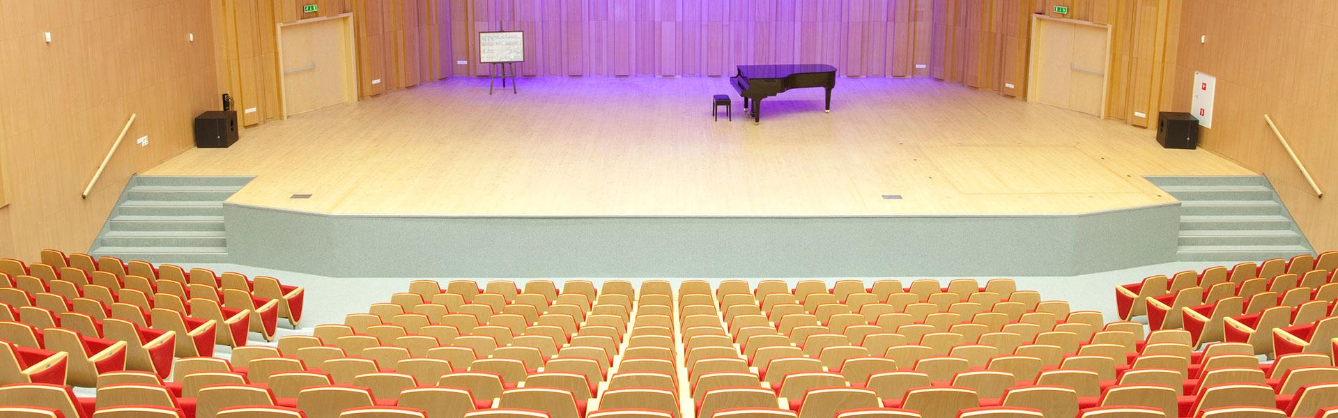 Sekcja Fortepianu